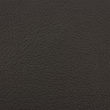Real Leather Border Burnt Toffee
