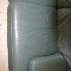 How To Fix Tear Leather Sofa Folding Beds In Oakland Ca Fibrenew Bay Area