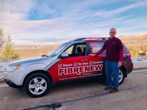 Tom Stewart of Fibrenew Salt Lake Central