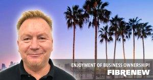 Dave Sanders of Fibrenew Coastal San Diego