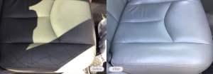 car seat repaired