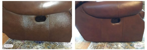 repair cat scratches on leather chair