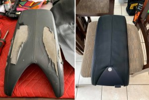Automotive Fabric Restoration