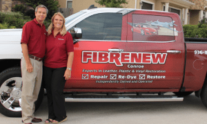 fibrenew franchise owners jeff and kim gebhart