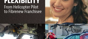 Freedom & Flexibility: From helicopter pilot to Fibrenew franchisee