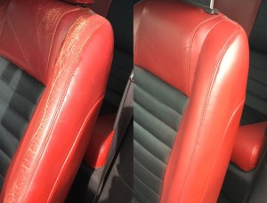 Automotive Seat Restoration Fibrenew