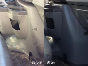 Car Interior Restoration Fibrenew