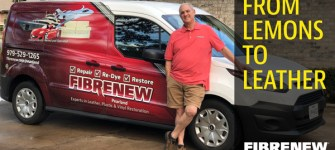 From Lemons to Leather: Fibrenew Welcomes Family Man Hank Weinstein