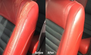 Leather Car Seat Repair San Antonio