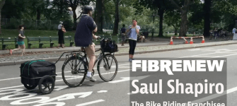 Saul Shapiro: Fibrenew Manhattan Central (Video)