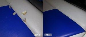 vinyl seat repair by fibrenew