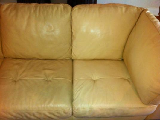 leather sofas tampa boardwalk sofa review photo cleaning and conditioning in florida 813 380 3821