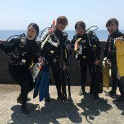 横浜からの4人組