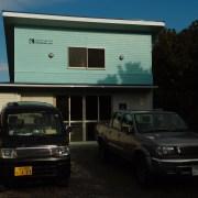 新しいダイビングスクール