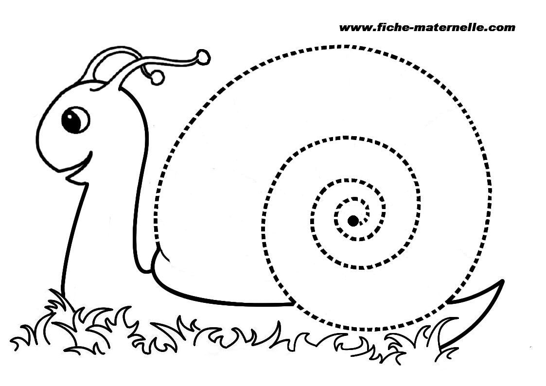 Apprendre A Tracer Des Spirales Au Feutre Velleda Ou Avec La Pate A Modeler