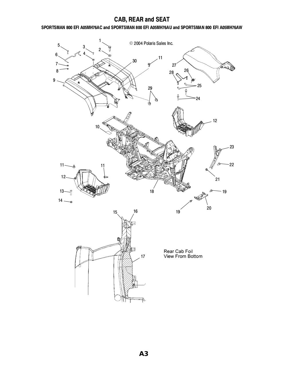 2013 polaris sportsman 800 wiring diagram
