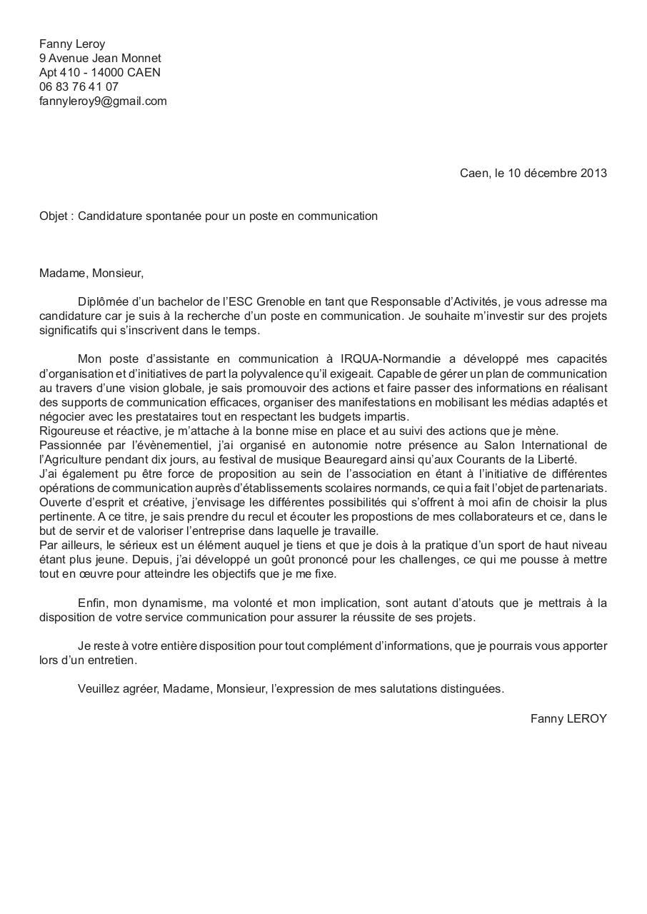 lettre motivation Fanny LeRoy  Fichier PDF
