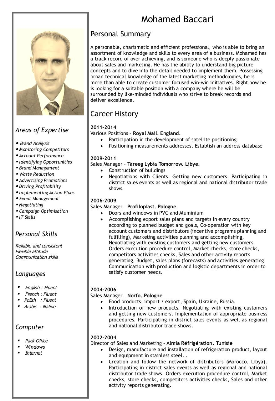 Europass Cv United Kingdom Job Application Gap Online