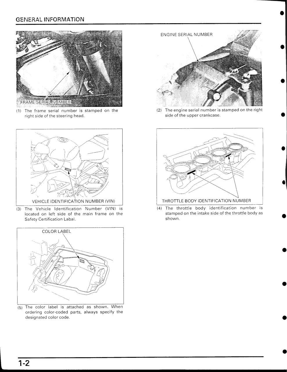Honda CBR 929RR service manual www.manualedereparatie.info