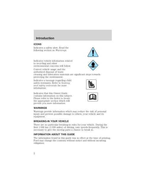 small resolution of ford f53 1999 chassis owner manual pdf page 2 96