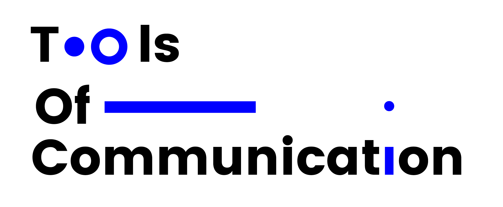 Tools of Communication
