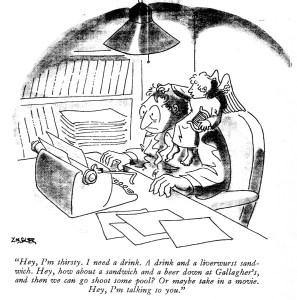 Courtesy The New Yorker magazine