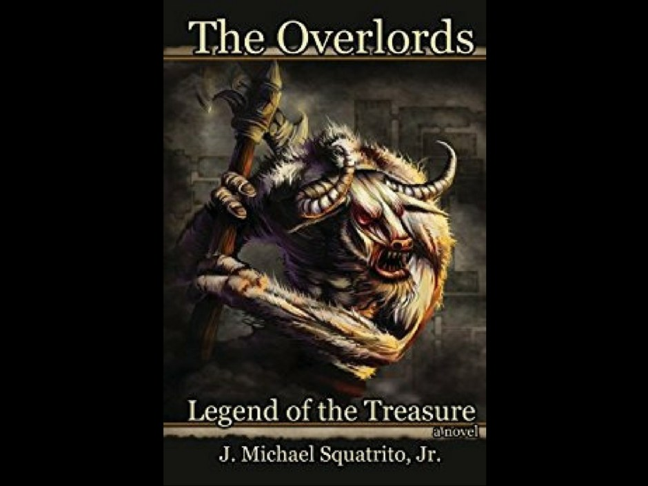 """Legends of the Treasure"" Novel Excerpt by Mike Squatrito"