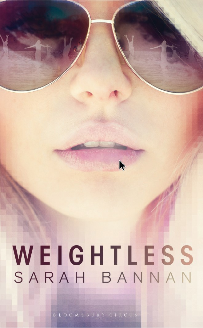 #Weightless Blog Tour (Guest Post by Sarah Bannan and Review)