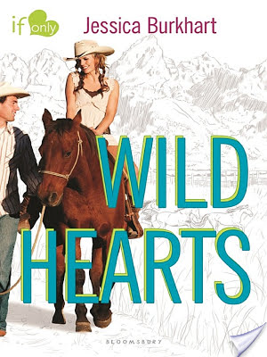 Book Review: Wild Hearts by Jessica Burkhart
