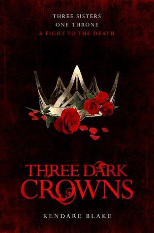 (Review): Three Dark Crowns by Kendare Blake