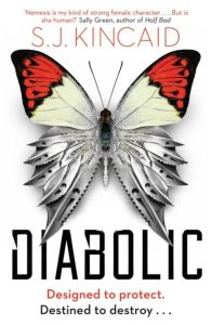 Book Review: The Diabolic by S.J. Kincaid