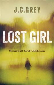 Book Review: Lost Girl by J.C. Grey