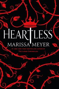 (Book Review): Heartless by Marissa Meyer