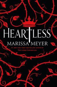 (Book Review): Heartless by Marissa Meyer