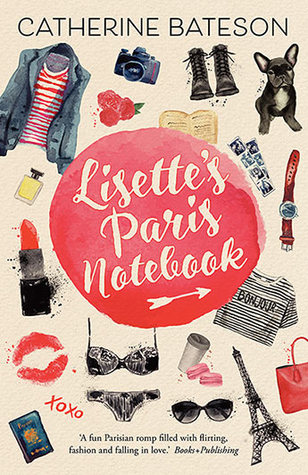 (Review): Lisette's Paris Notebook by Catherine Bateson