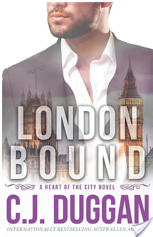 (Review): London Bound by C.J. Duggan