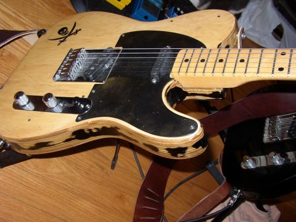 max guitars
