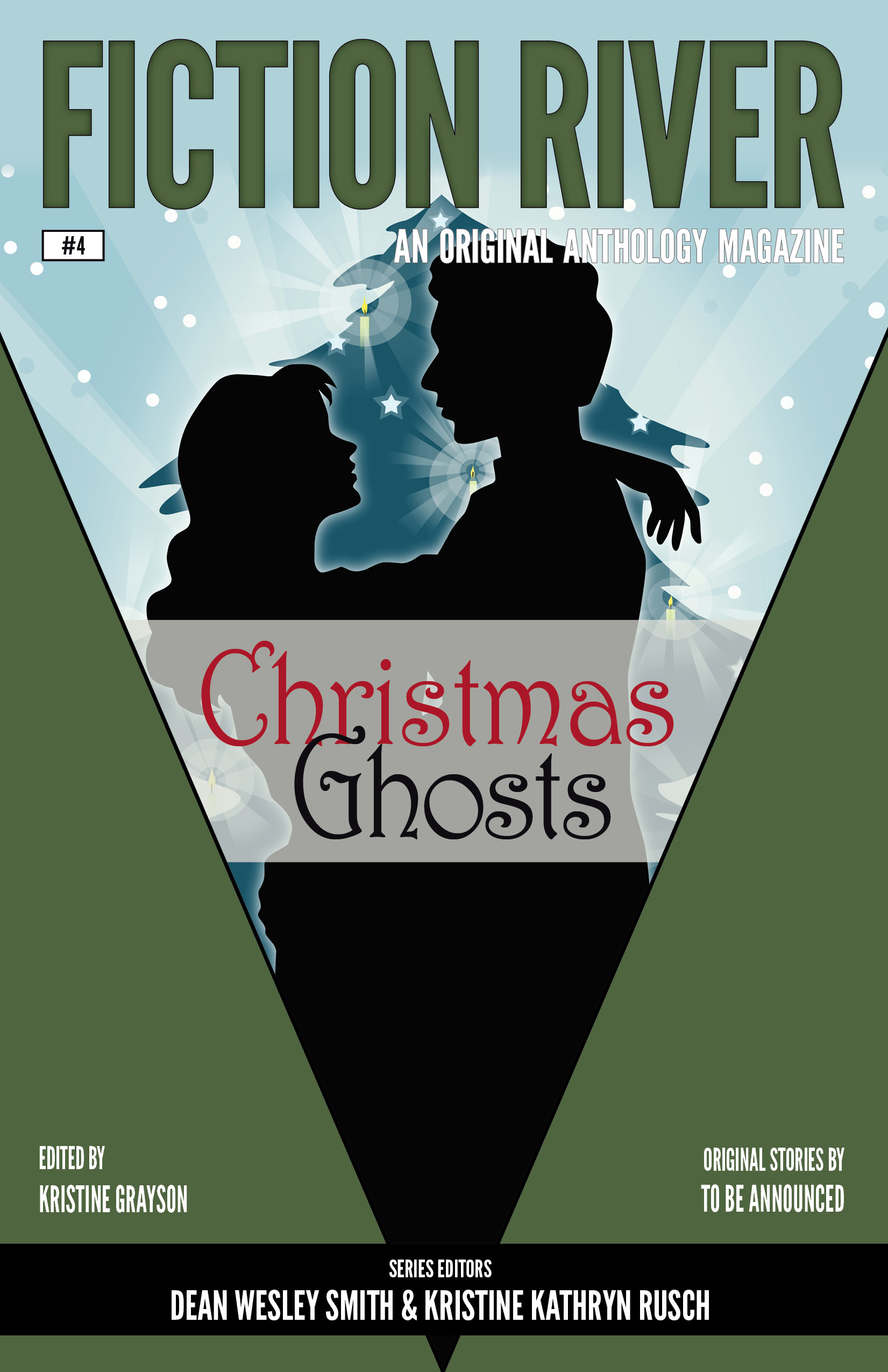 If You're Beginning To Think About Holiday Romance, You Might Want To Take  A Closer Look At The Fiction River Anthology Christmas Ghosts, Featuring  Stories