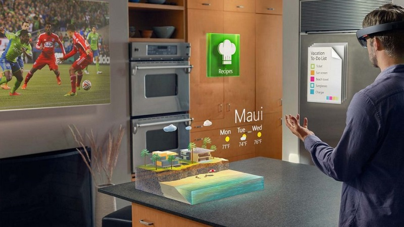Microsoft's HoloLens Augmented Reality Technology is Being Militarized