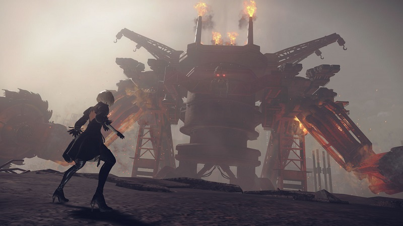 Nier: Automata Game of the Year Edition Launches Early Next Year