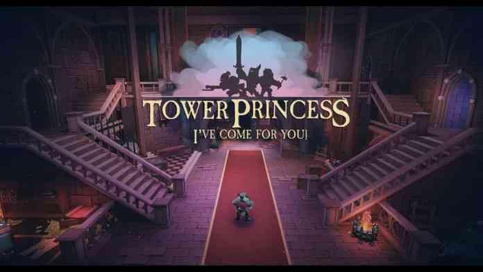 tower princess: I've come for you