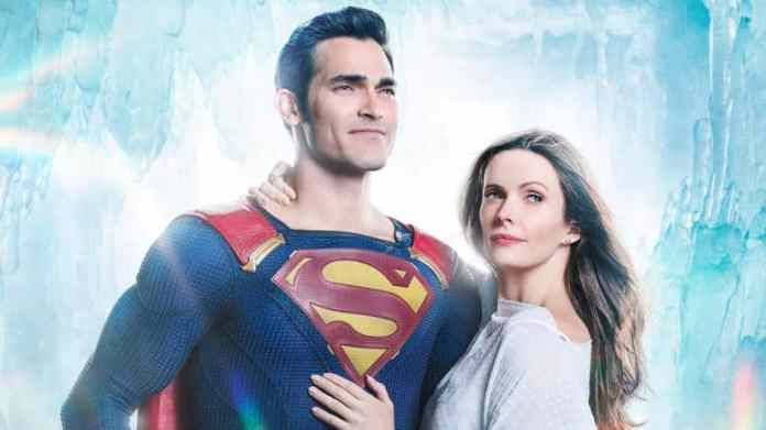 Arrowverse Superman and Lois