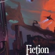 Fiction Vortex - November 2014, art by Sergio Suarez