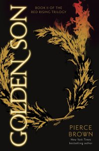 Golden Son by Pierce Brown