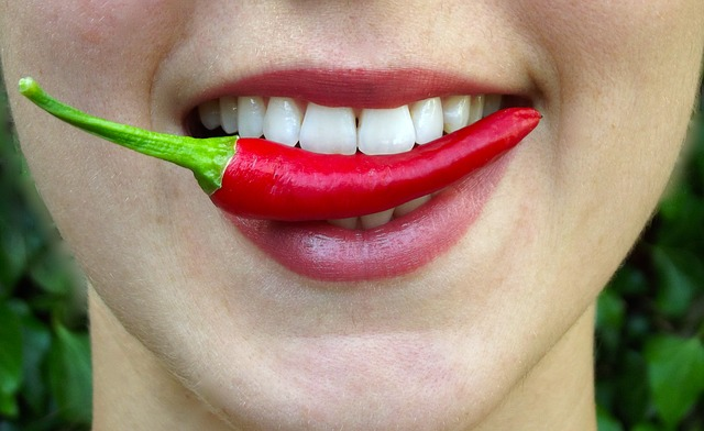 Hot or cold? A chilly lesson about chillies