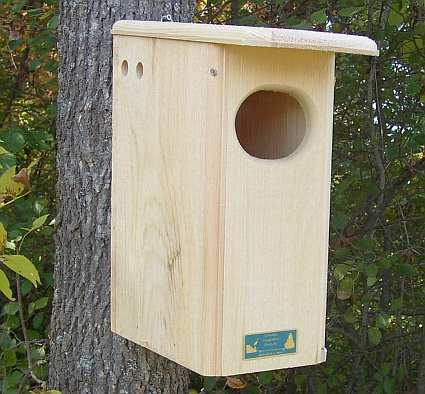 Small Wood Duck House Wood Duck Nesting Box Quality