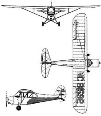 Aeronca Drawings Gallery