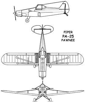 Hangar46: Piper PA25-235 Pawnee
