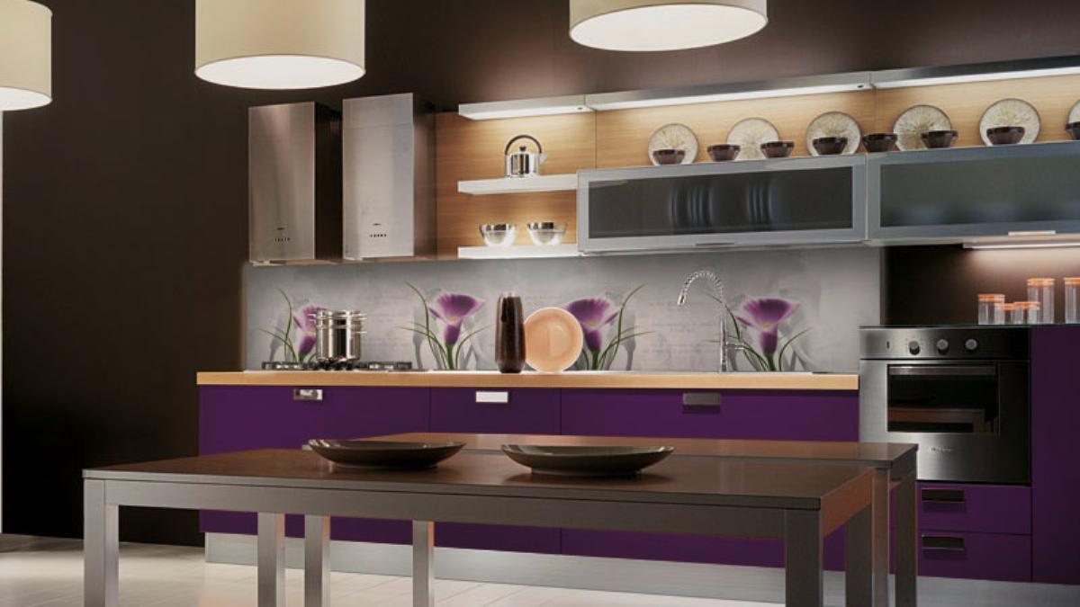 Pannelli per cucina ed elettrodomestici personalizzati  Fidea Spazio Cucine
