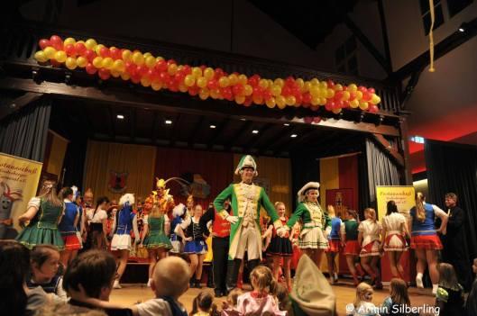 Kinder Prinzenproklamation 2017